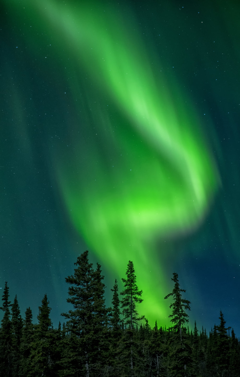 best northern lights photography workshop in Canada