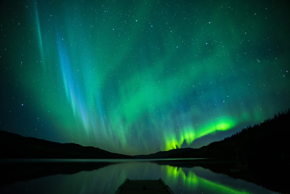Northern lights or Aurora photography workshops in Canada