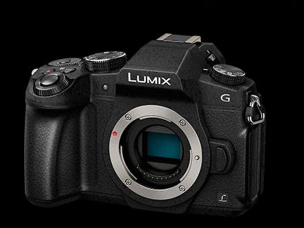Lumix G85 -