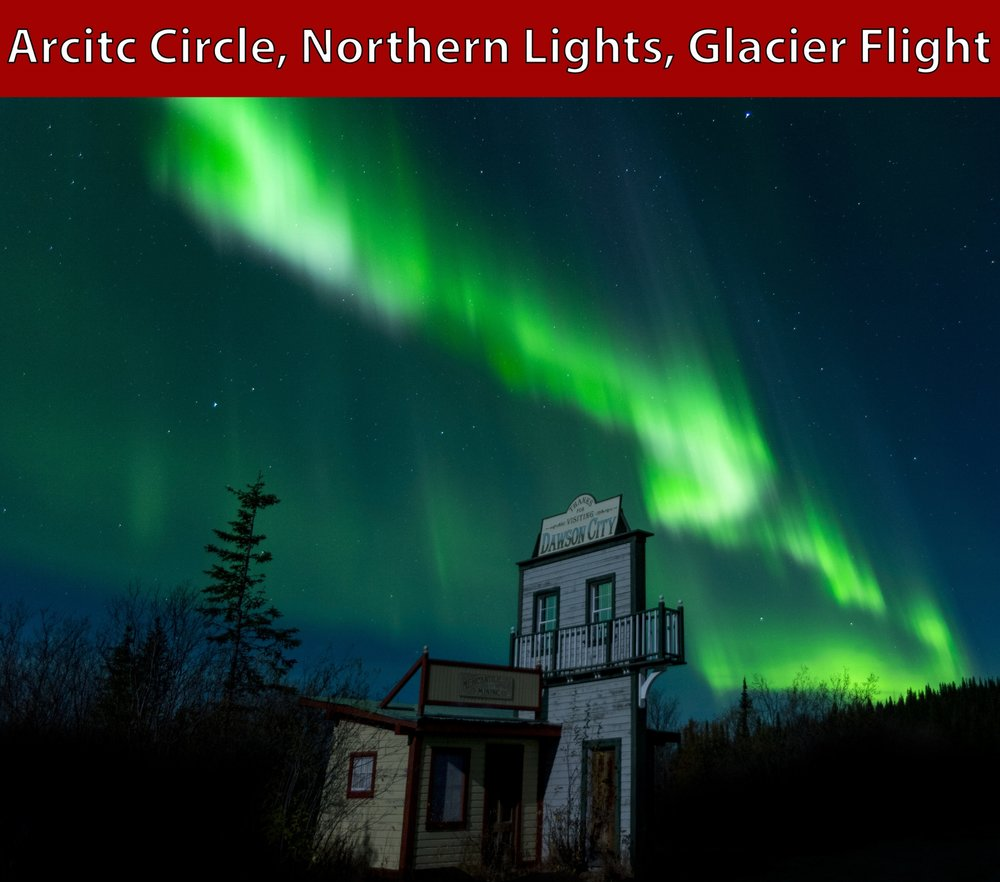Yukon Northern Lights workshop