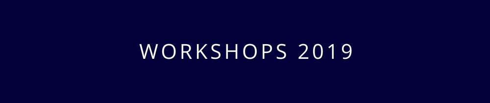 Canadian Photography Workshops 2019