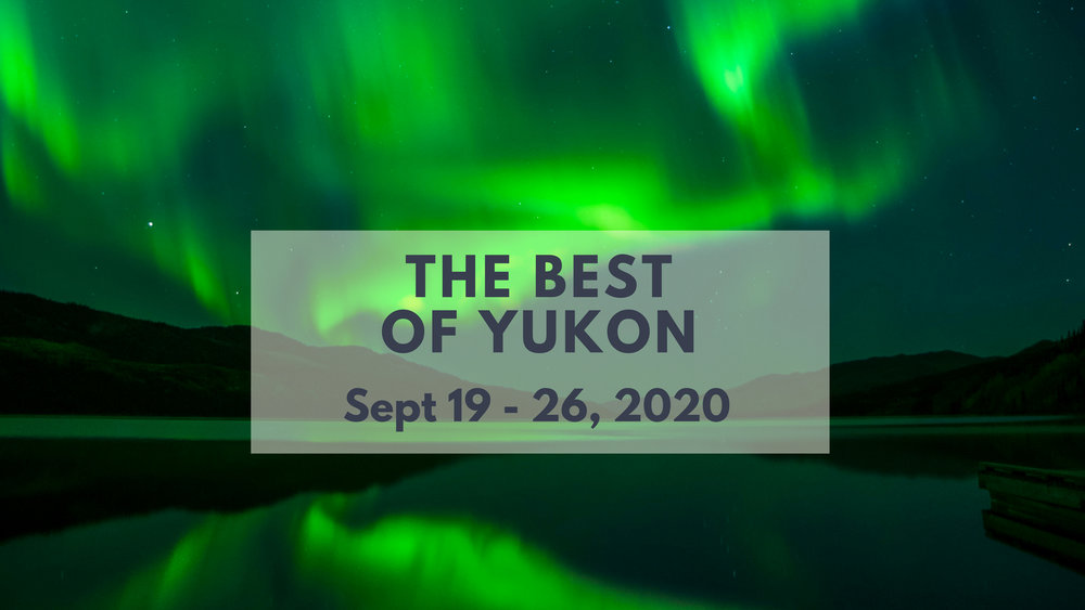 Yukon Aurora + Arctic Circle Photography Workshop