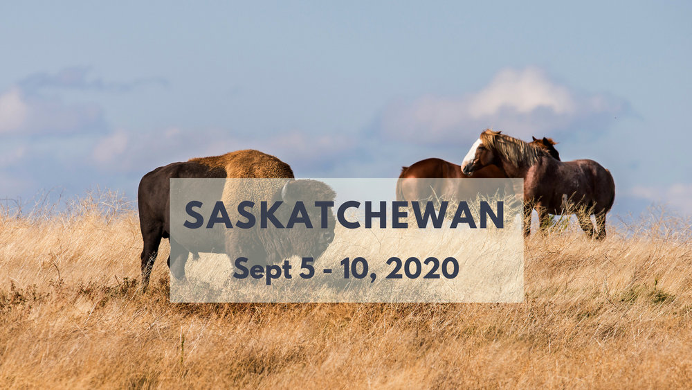 Saskatchewan Photography Workshop 2020