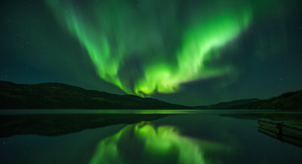 Northern lights photo workshops