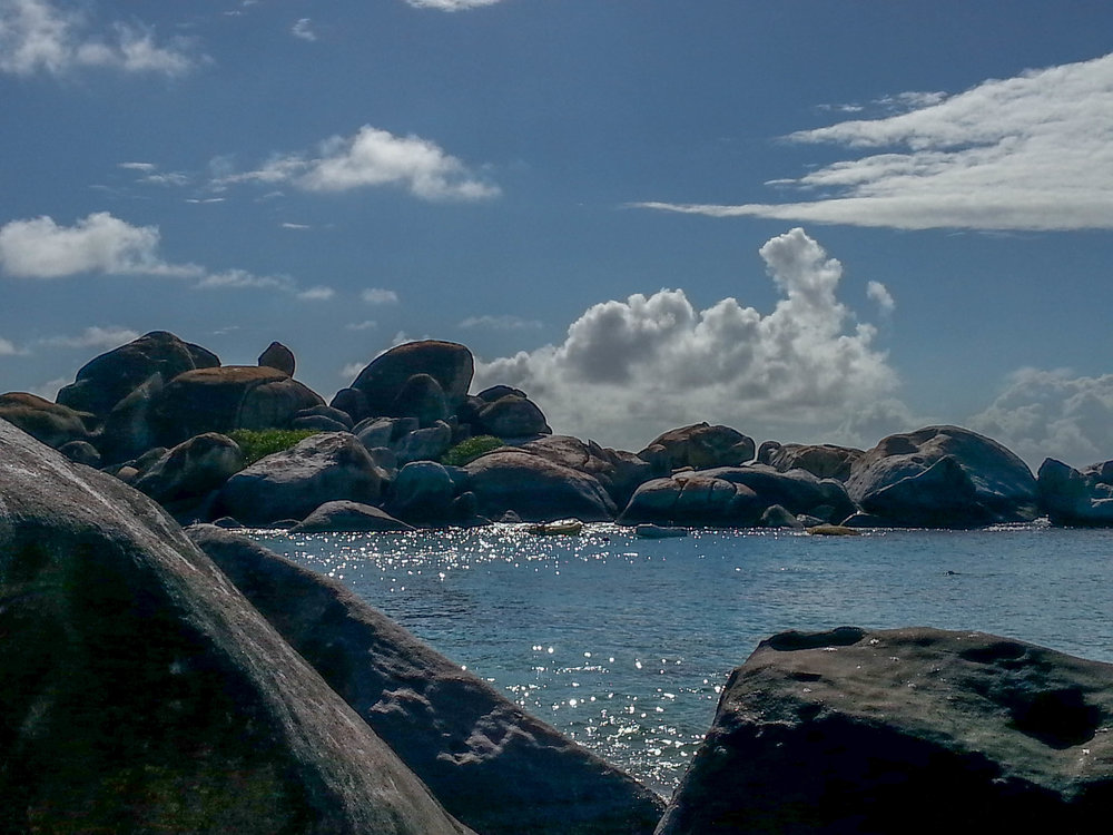 Devil's Bay - Virgin Gorda, BVI