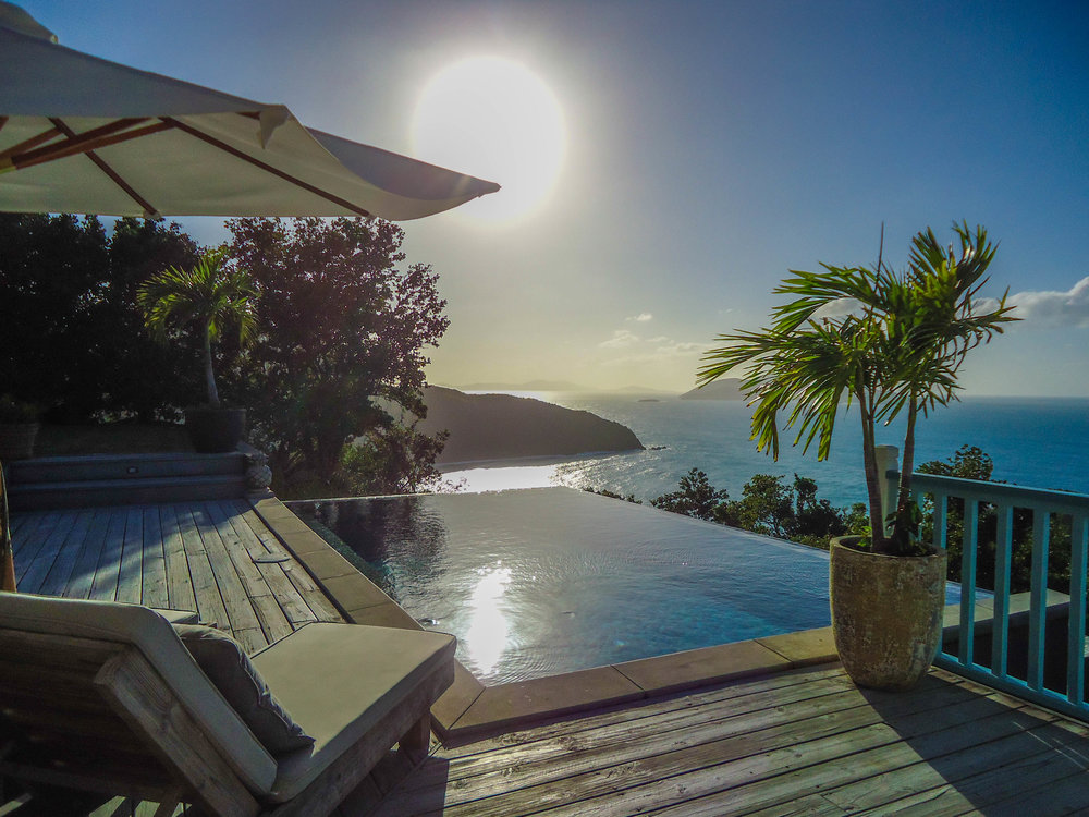 Overlooking Brewer's Bay - Tortola, BVI