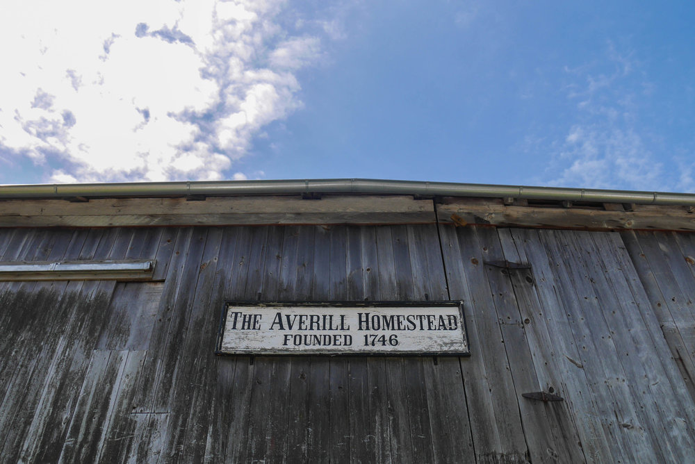 Averill Farm - Washington Depot, CT