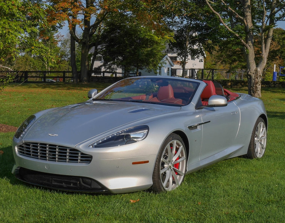 Aston Martin - Litchfield, CT