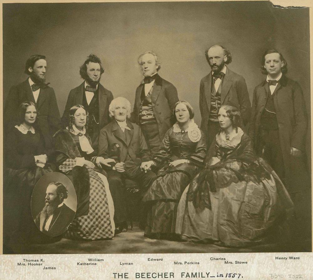 The Beecher Family in 1857.jpg