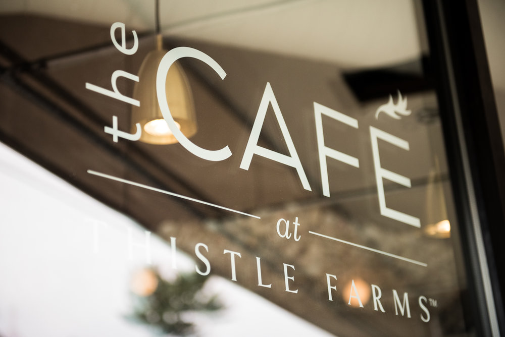 Nashville Scene    First Bite: The Cafe At Thistle Farms   The Cafe reopens with a new look and chef, Martha Stamps