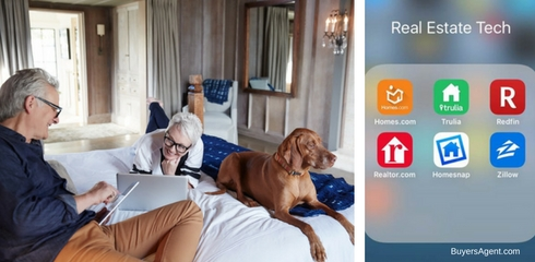 Own Stocksy.com Tech Couple Dog Bed OWN Real Estate Logo from Phone..jpg