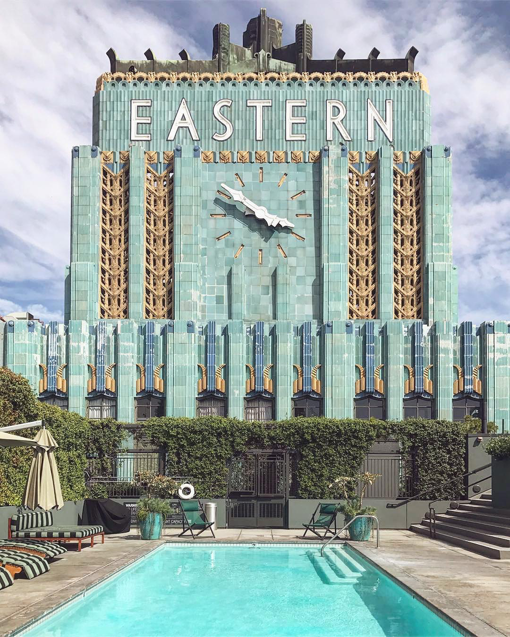 Eastern Columbia House | Los Angeles, CA | c. 1930