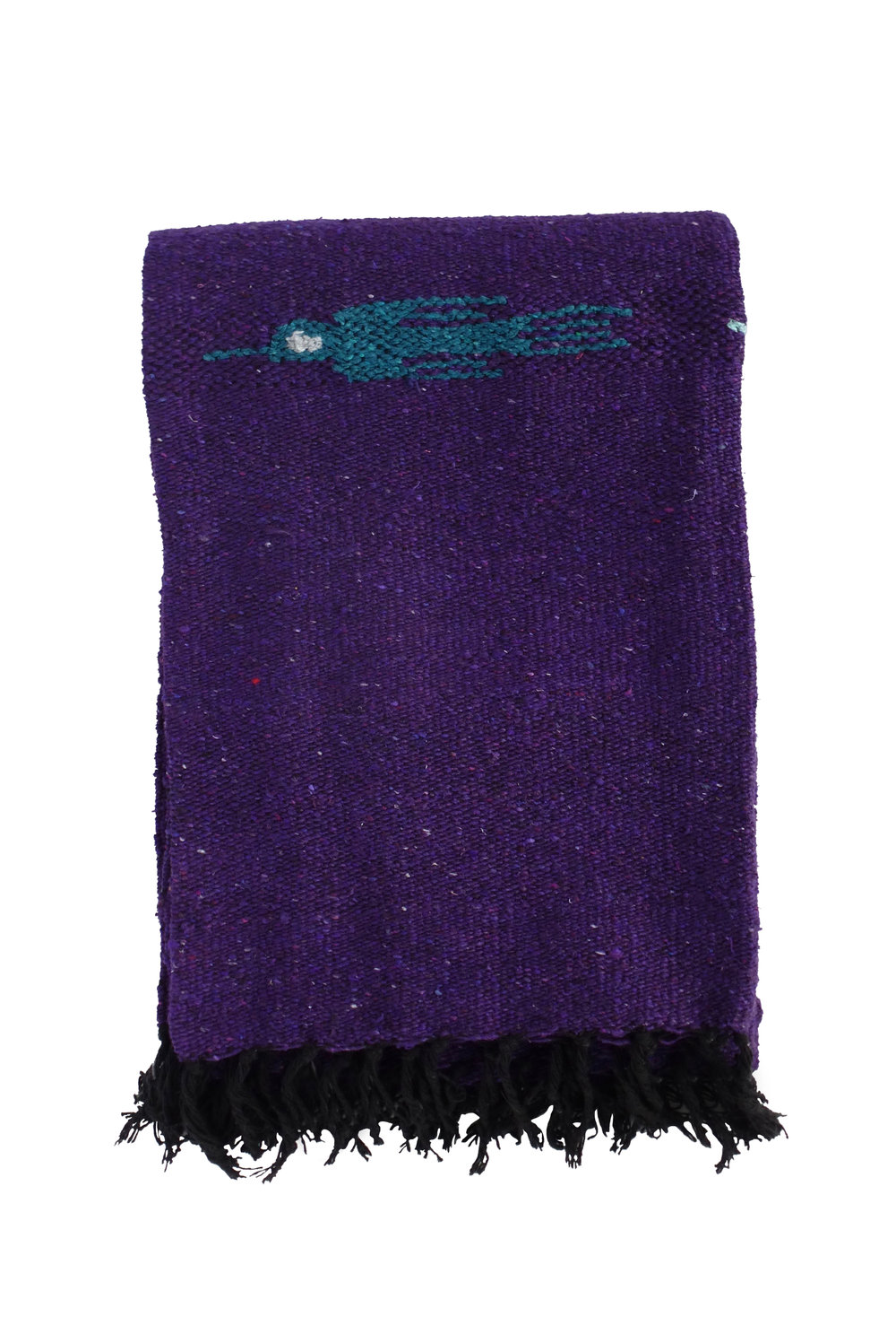 THUNDERBIRD BLANKET - PURPLE