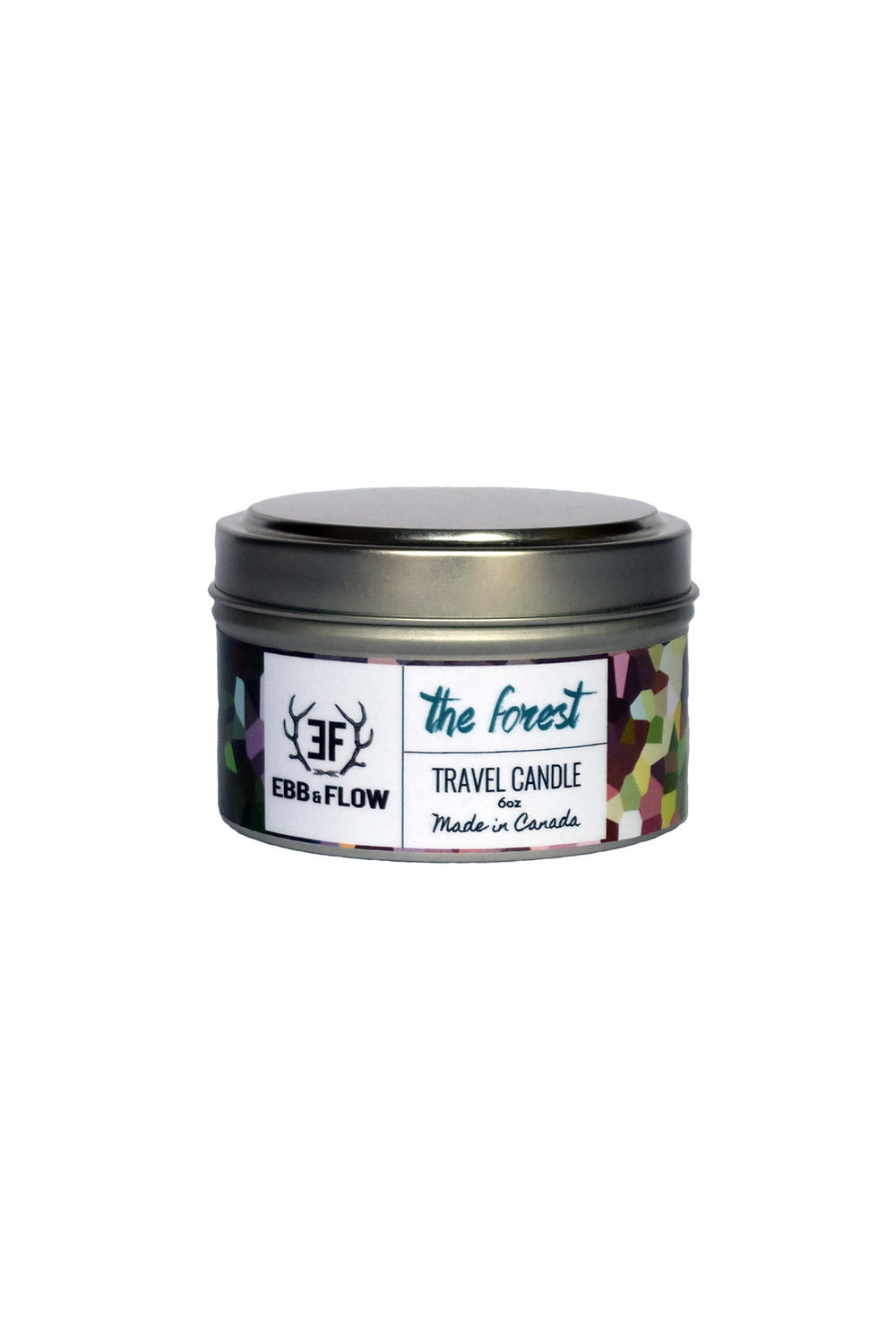 TRAVEL CANDLE - THE FOREST