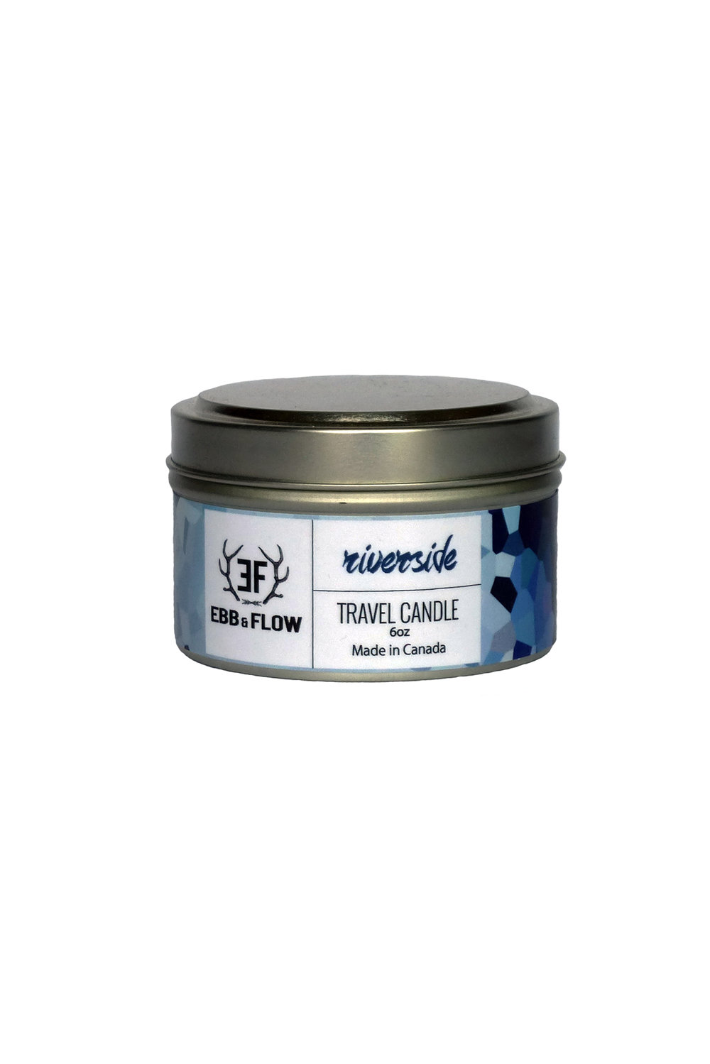 TRAVEL CANDLE - RIVERSIDE