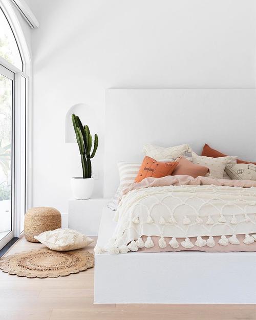 EF Blog: 7 of the best boho bedrooms I've seen on Pinterest