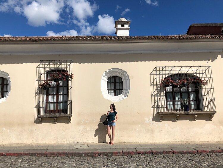 Ebb & Flow in Antigua, Guatemala