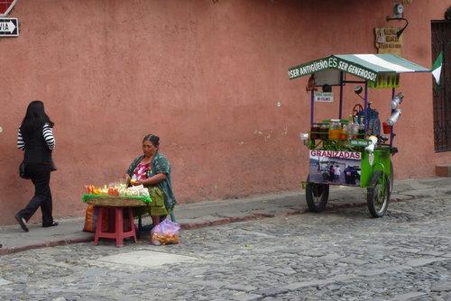 Ebb And Flow in Antigua Guatemala