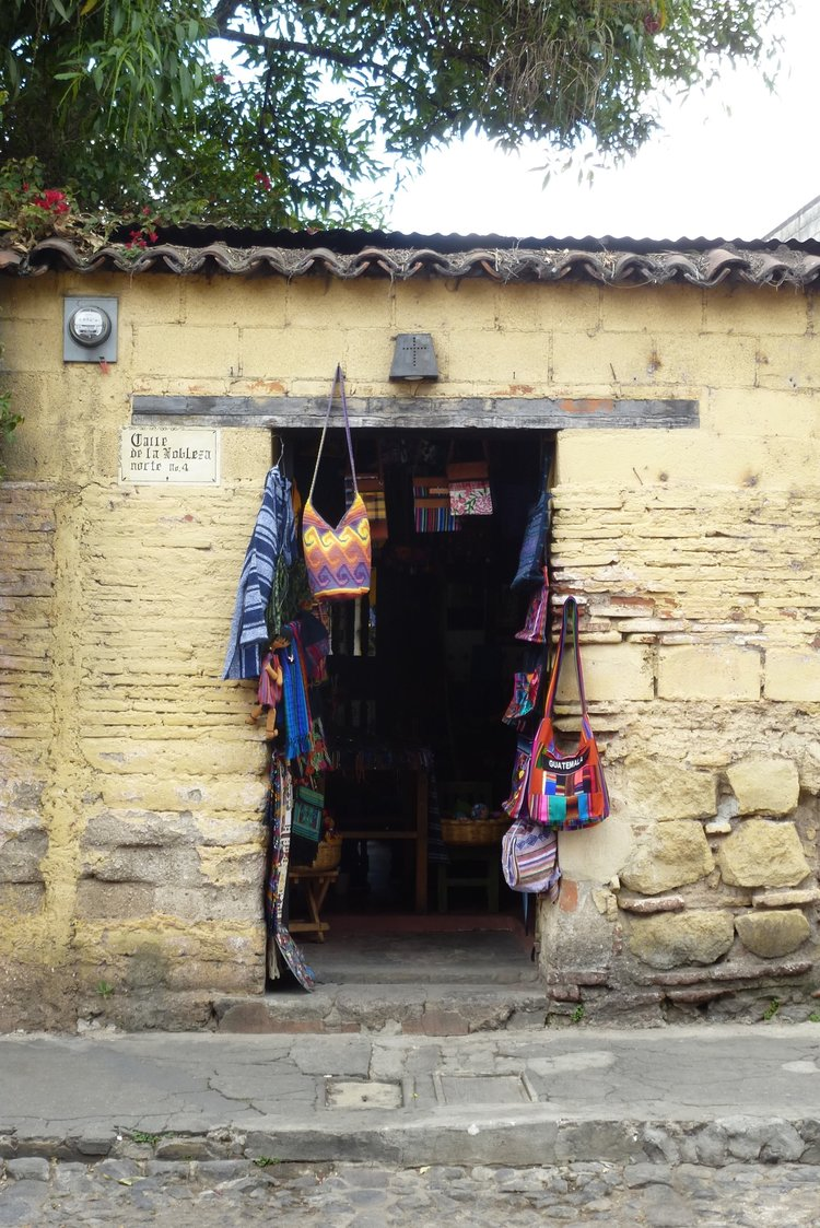 Ebb & Flow in Antigua Guatemala