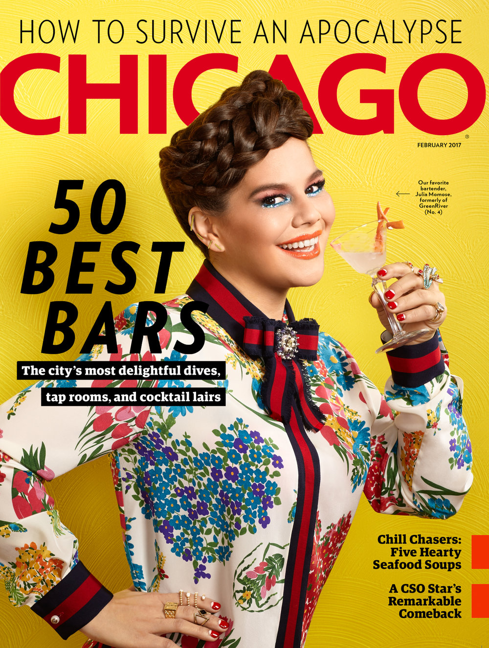 Chicago Magazine - Lisa Predko