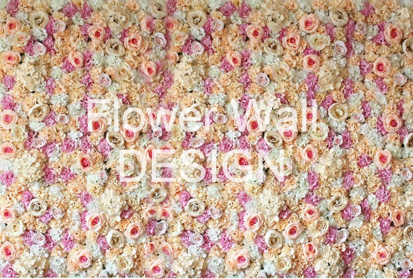 Maui Flower Wall