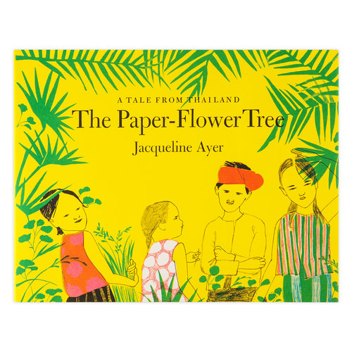 The Paper Flower Tree Enchanted Lion Books