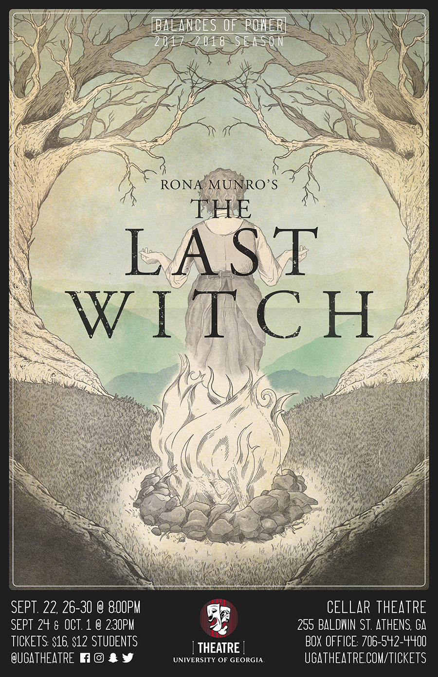 The Last Witch  Poster