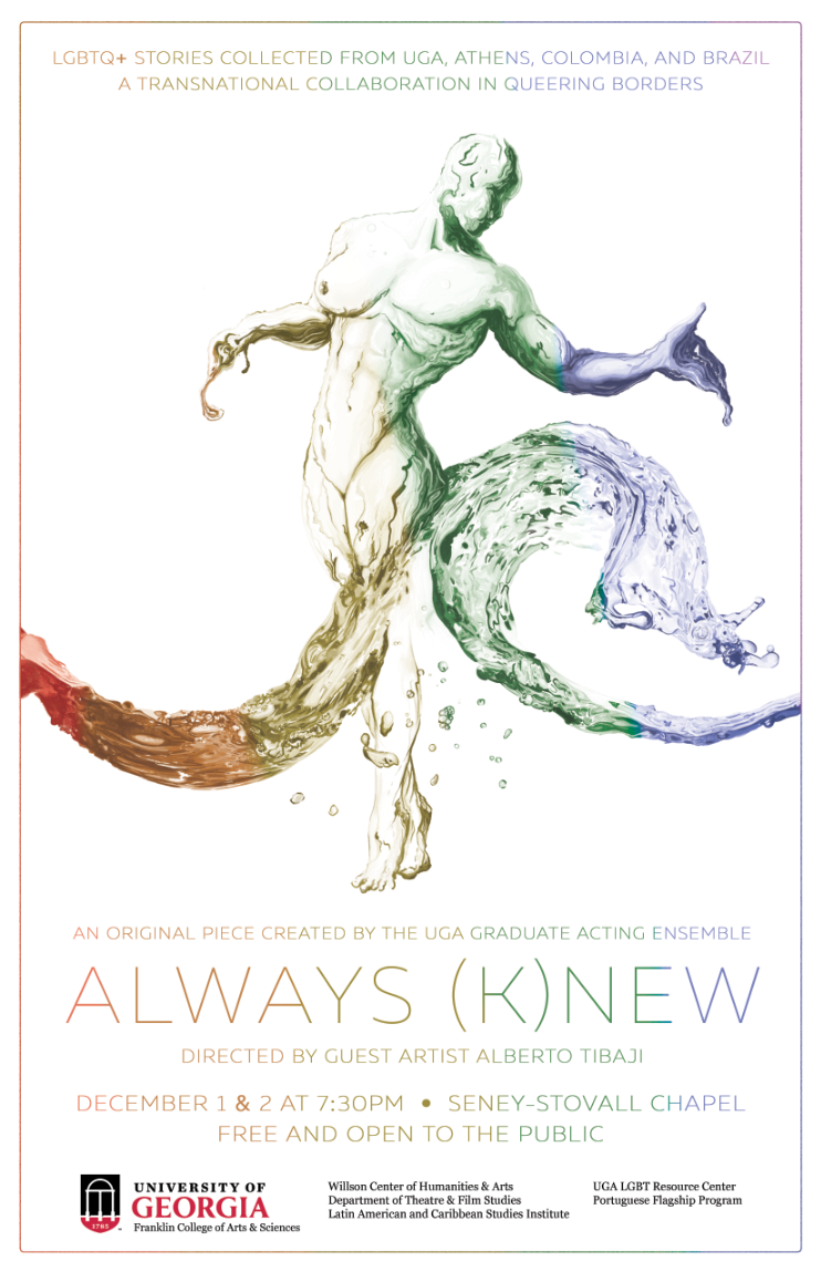 "Poster for ""Always (K)new"""