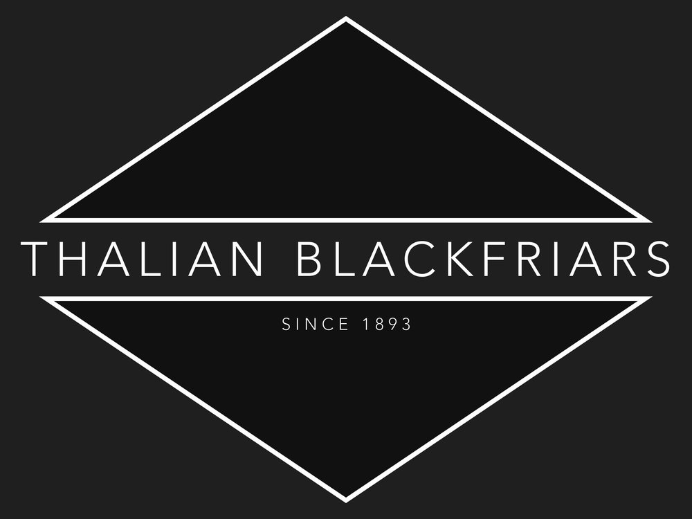 - The Thalian Blackfriars are one of the oldest student-run theatrical groups in the country, with roots dating back to 1893 prior to the establishment of the Department of Drama at the University of Georgia in 1939.