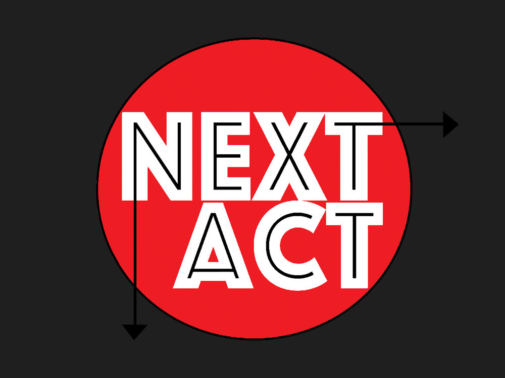 - Next Act is a student-run organization whose focus is musical theatre. They produce a myriad of events throughout the year, including one musical.