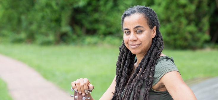 Suzan-Lori Parks (Vineyard Gazette)