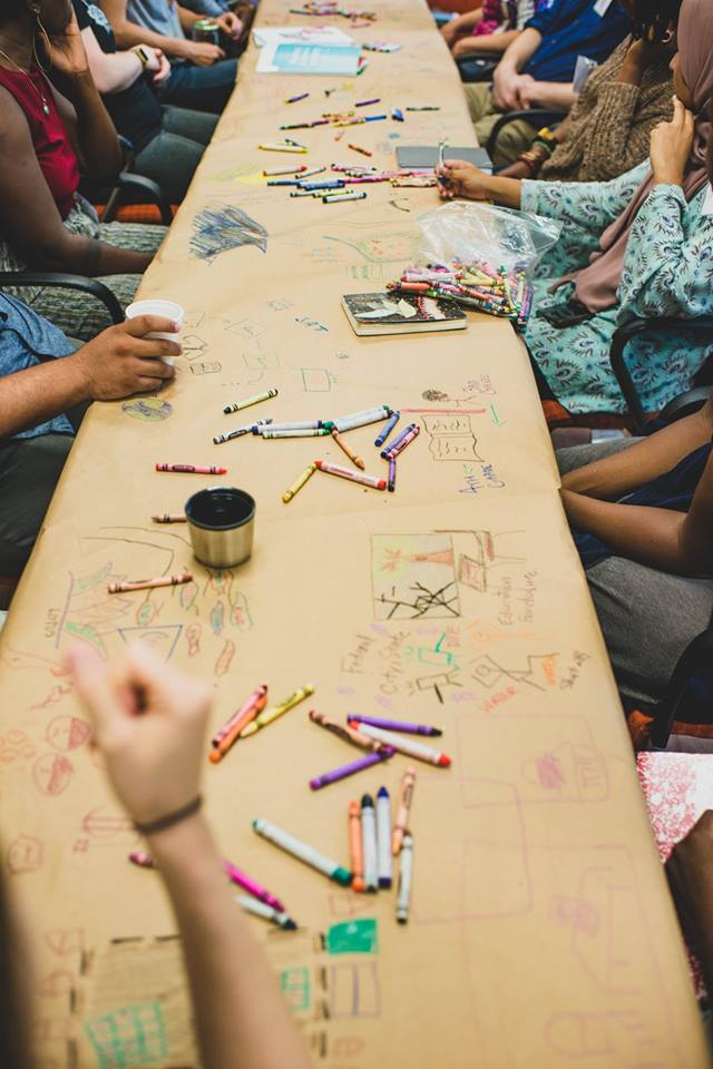 Collective making at the Rida Institute