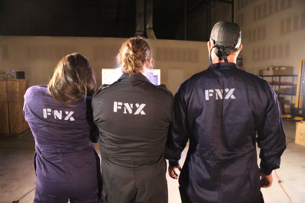 FNX Jumpsuits