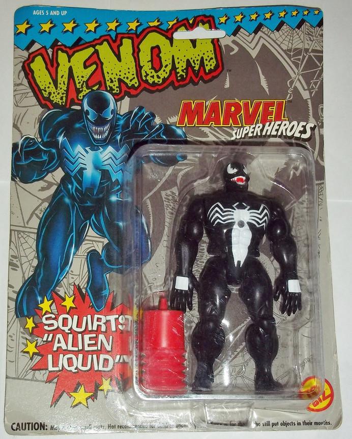 I loved this venom figure