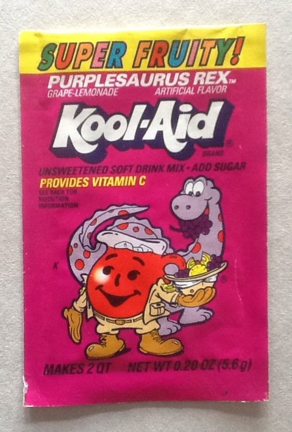 of course this is my favorite Kool-Aid