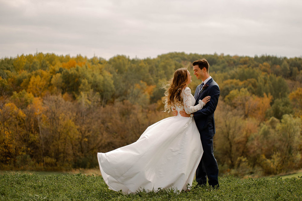 Custom wedding dress maker | Minneapolis Bridal Shop