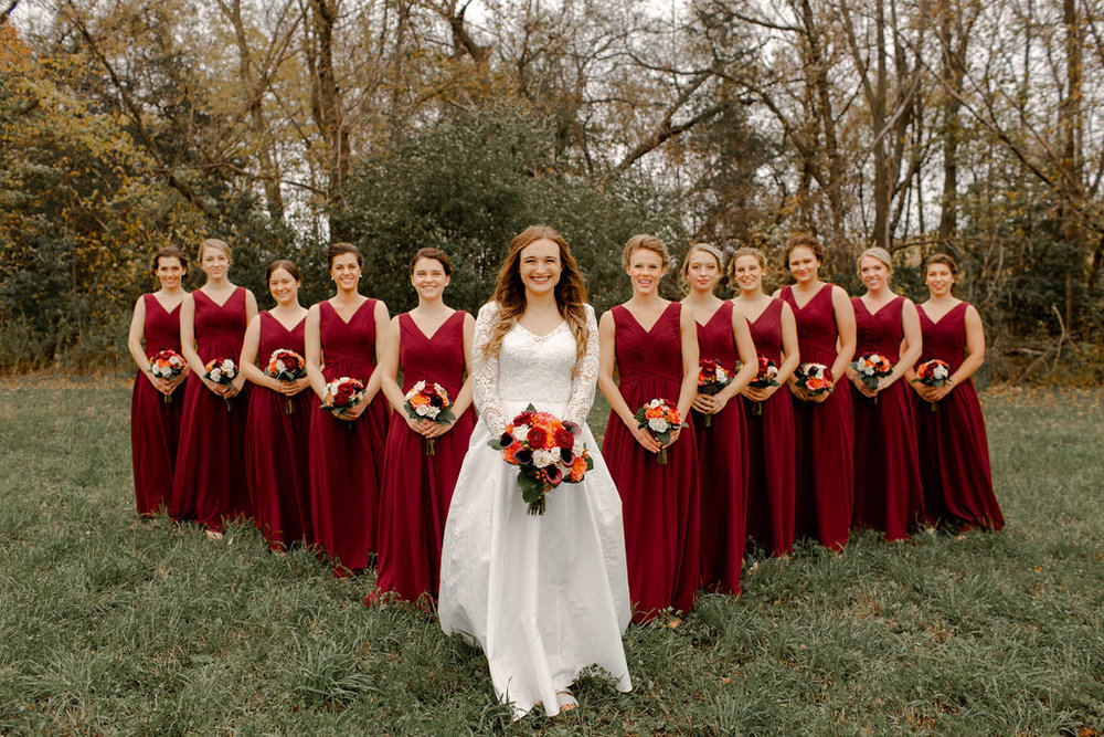 Custom wedding dress | Minneapolis Bridal Shop