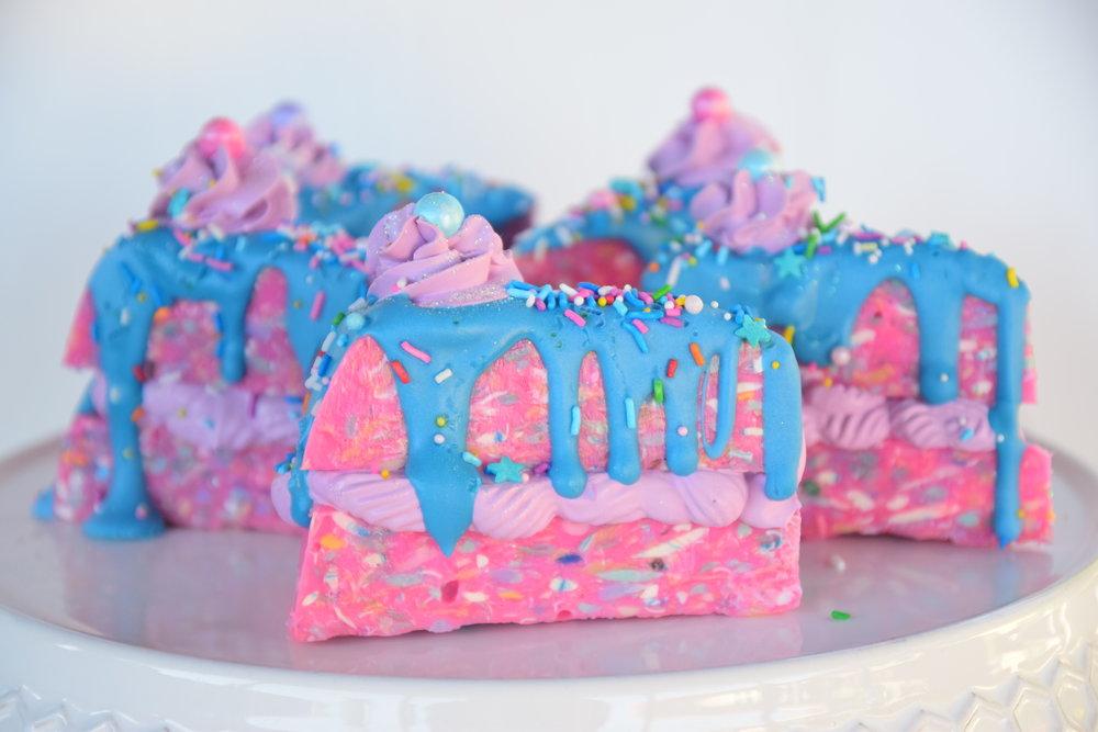 Birthday Cake Soap  Video