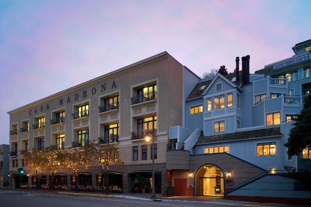Casa Madrona Hotel & Spa  Sausalito, CA