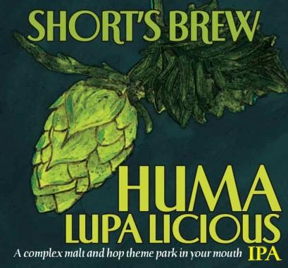 Short's Huma Lupa Licious IPA