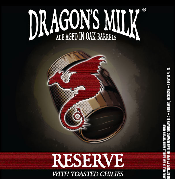 Dragon's Milk Ale
