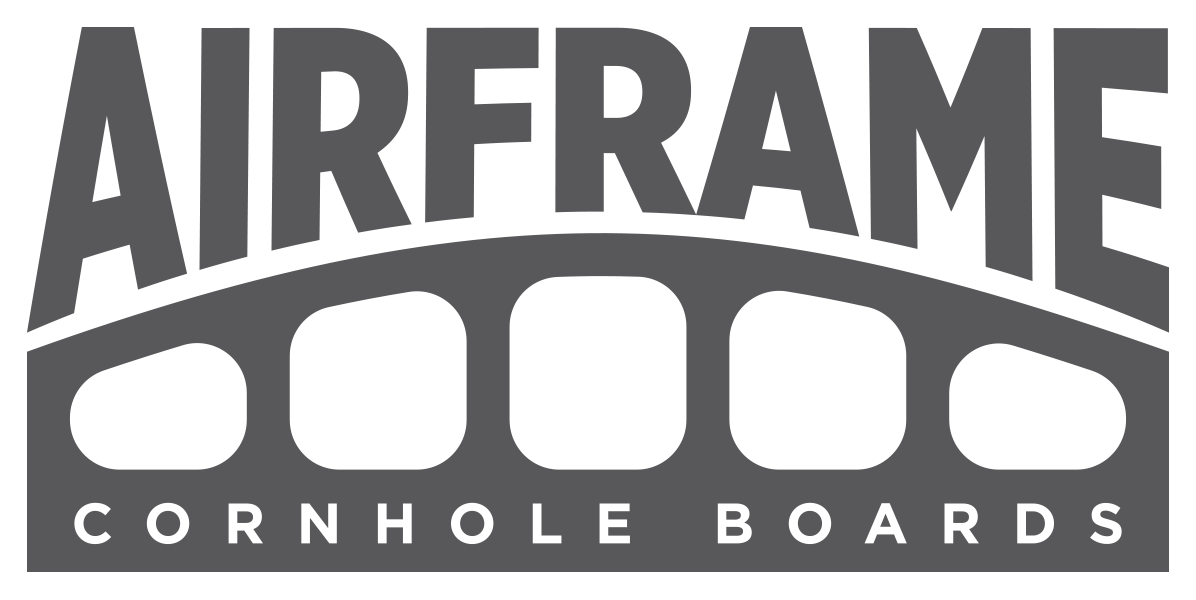 Airframe Cornhole Boards