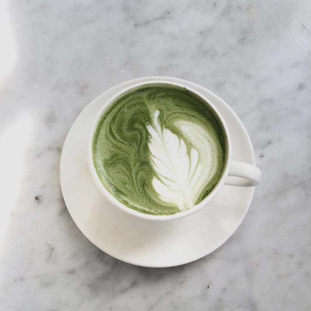 The Benefits of Drinking Matcha