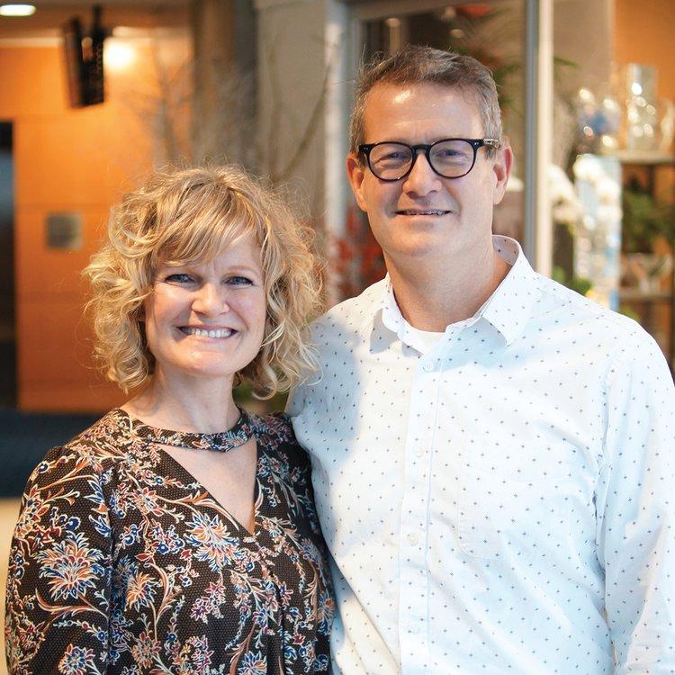 Mark  & Karolyn Burch