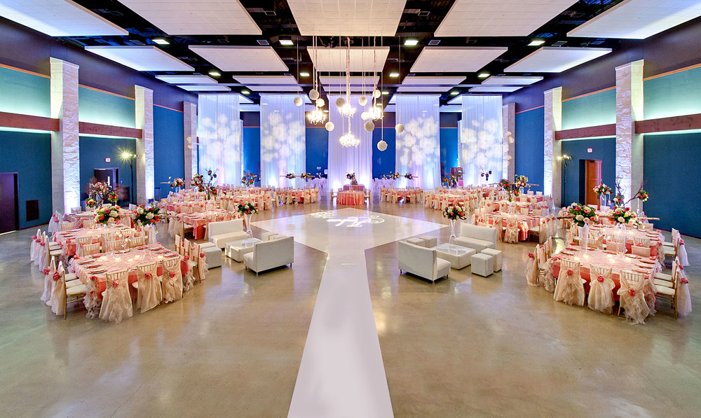 Events by Touch of Elegance - Thank you to Mario and Sandra Garza and their team of experts who provide exceptional linens selection and quality décor for our discriminating clientele.