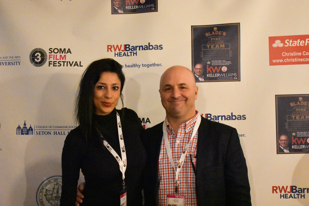 Sabrina Besla, Short Script Winner
