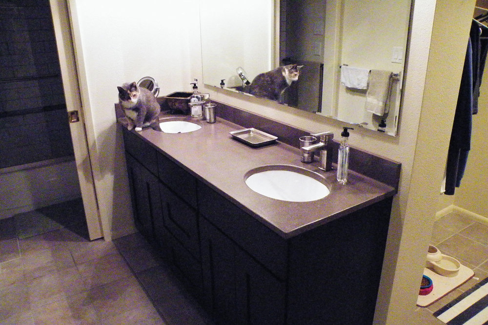 Bathroom Sinks Seattle bathroom sinks & vanities — hadrian stone design