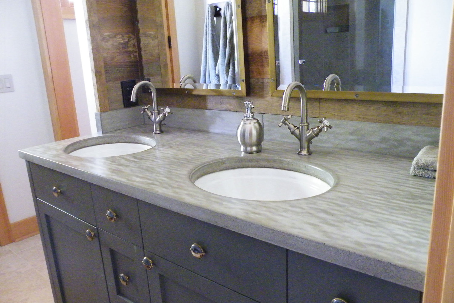 bathroom sinks & vanities — hadrian stone design