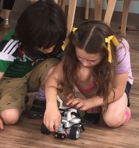 """Torit partnered with Empow Studios for our Summer coding and robotics program. Read the story in the   Beacon Hill Times'   """"Guide to Schools."""""""
