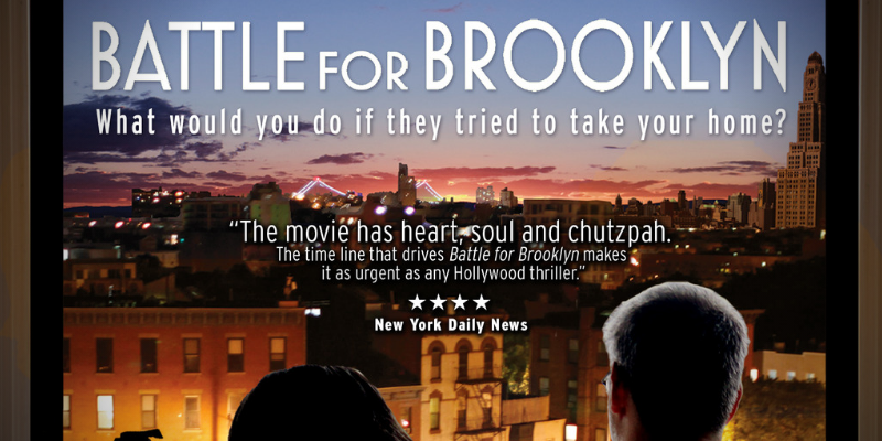 BATTLE FOR BROOKLYN banner